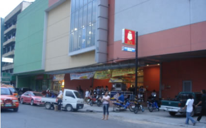 BPI - ATM Machine  outside South Seas Mall,  Cotabato City, Philippines