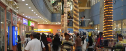 Typical day at South Seas  Mall, Cotabato City, Philippines