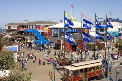 Pier 39 - San Francisco, CA